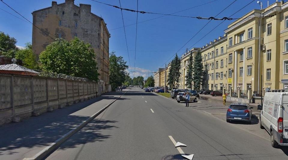 Минеральная улица