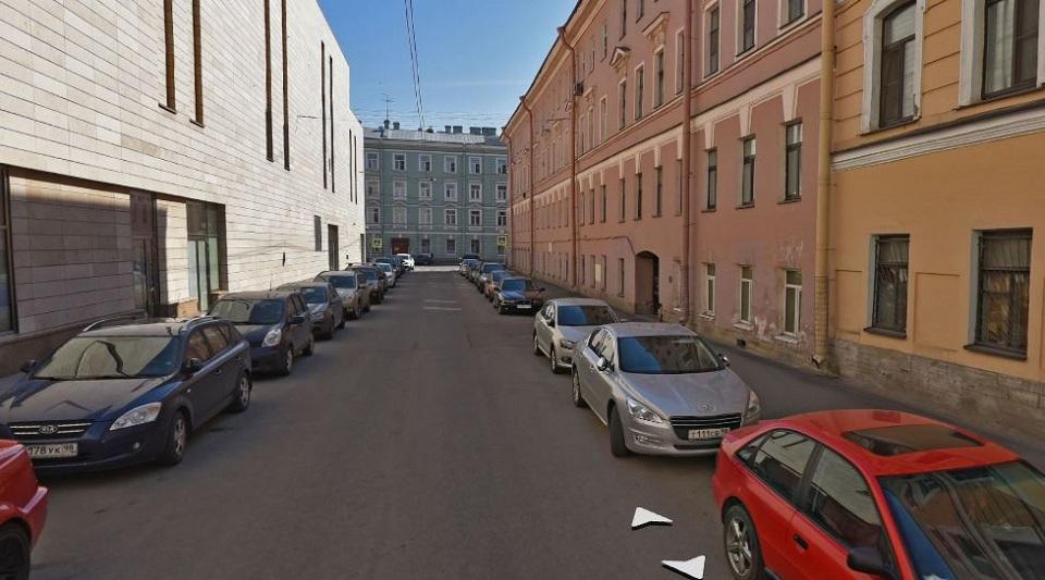 Минский переулок