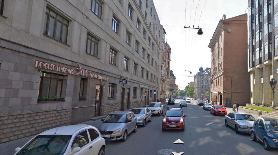 Мира улица