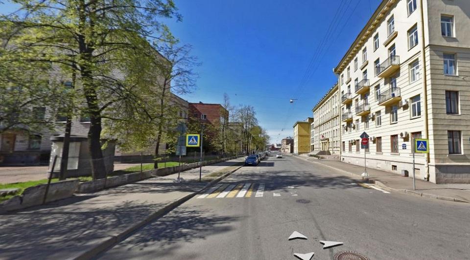 Миргородская улица