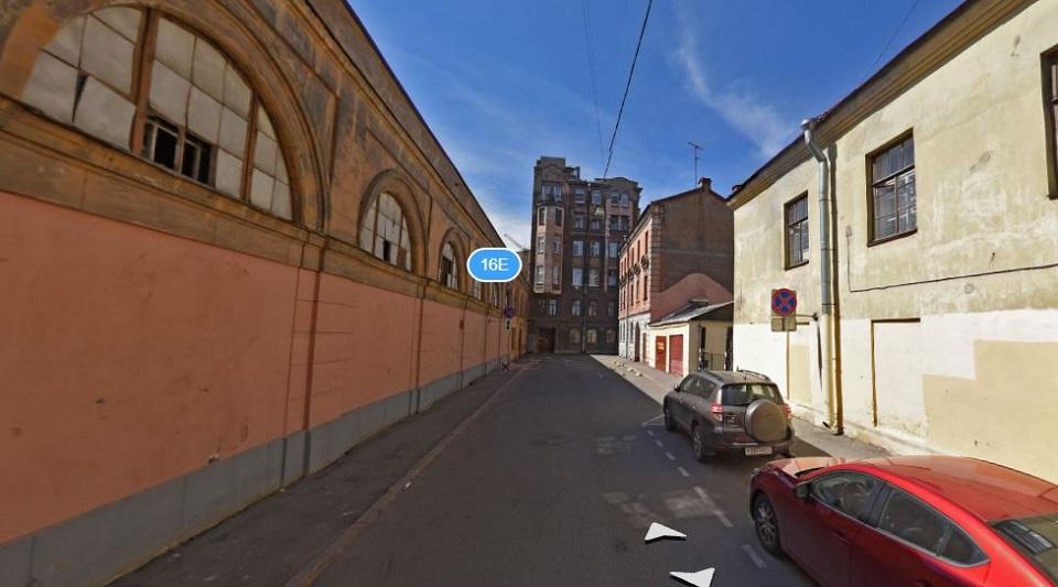 Митавский переулок