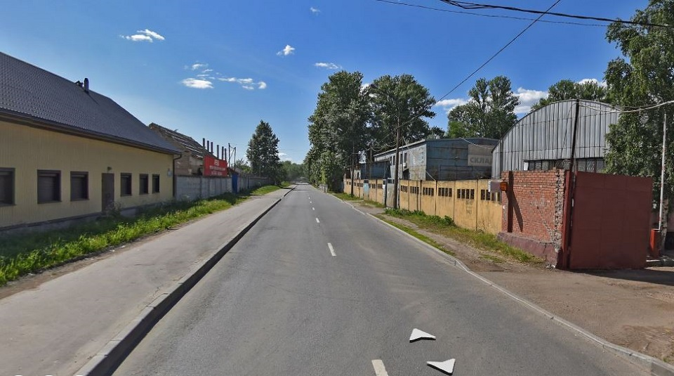 Митрофаньевская малая улица