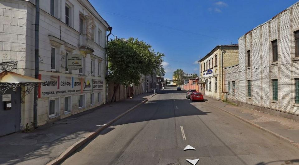 Михайловский переулок