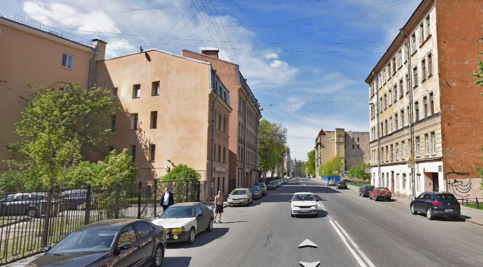 Моисеенко улица