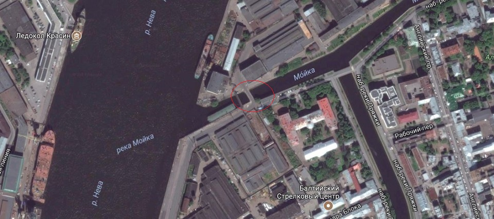 Корабельный мост