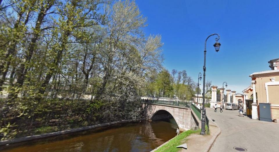 Лаврский 1й мост
